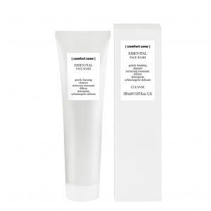 Essential Face Wash - detergente schiumogeno delicato