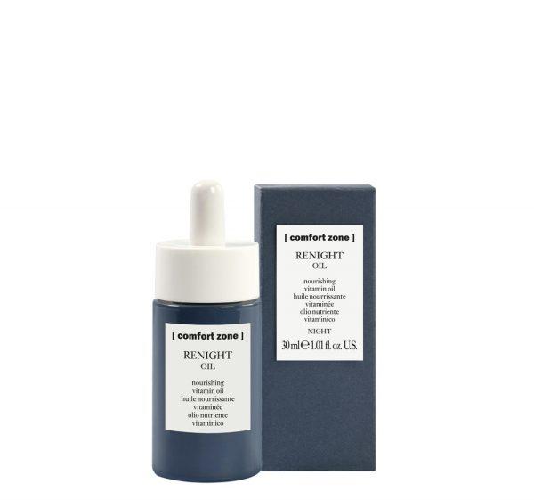 Renight Oil - olio nutriente vitaminico