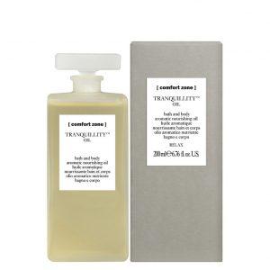 Tranquillity Oil - olio aromatico nutriente bagno e corpo